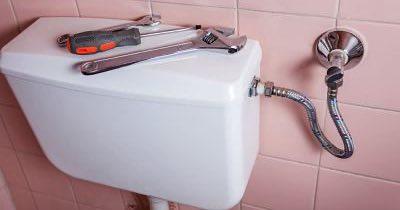 Cambiar cisterna del lavabo