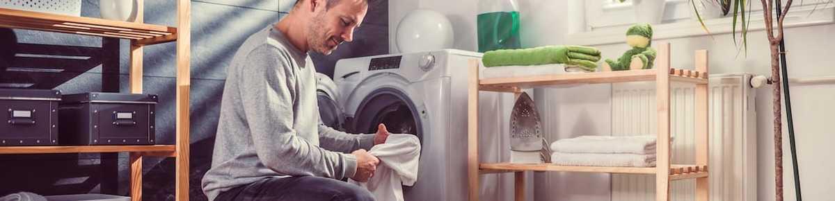 Instalación de lavadora